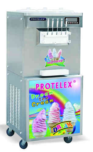 Softeismaschine Frozen Yogurt Maschine ICM-B33
