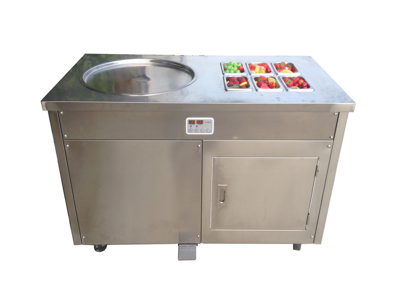 Ice Cream Machine Ice Cream Part - 26: Fried Ice Cream Machine C1+6