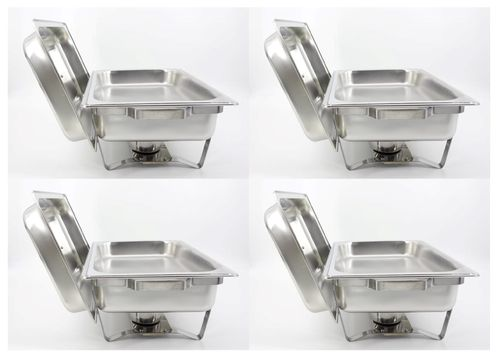 Chafing dishes faltbar 4xGN 1/1