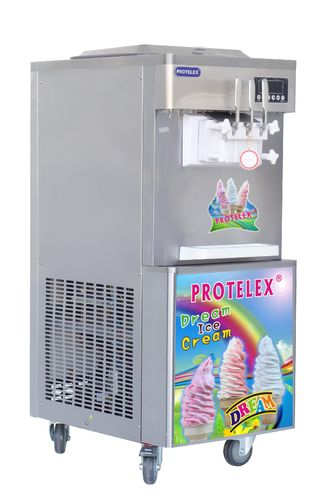Softeismaschine Frozen Yogurt Maschine ICM-838