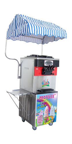 Soft serve frozen yogurt ice cream machine ICM-G33A
