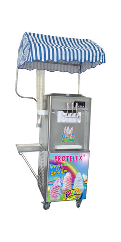 Softeismaschine Frozen Yogurt Maschine ICM-G22
