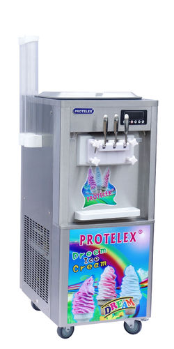 Soft serve frozen yogurt ice cream machine ICM-G38